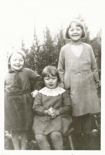 Systrarna Mary, Frideborg och Ingegerd