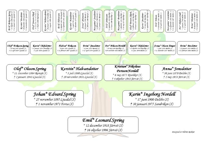 emilspring-antavla-femgenerationer